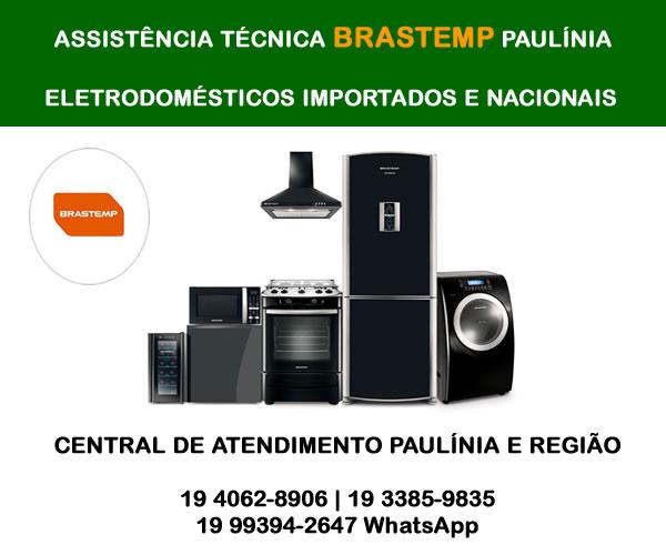Assistência técnica Brastemp Paulínia
